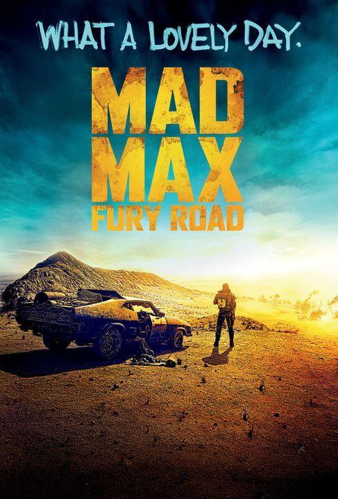MAD MAX: FURY ROAD - Artwork - Bildquelle: 2015 Warner Bros.
