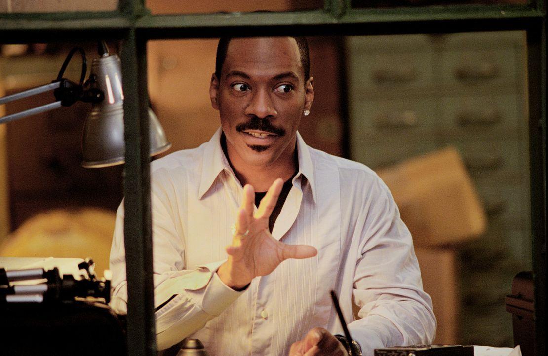 Kann schneller reden als denken: Kelly Robinson (Eddie Murphy) ... - Bildquelle: 2003 Sony Pictures Television International