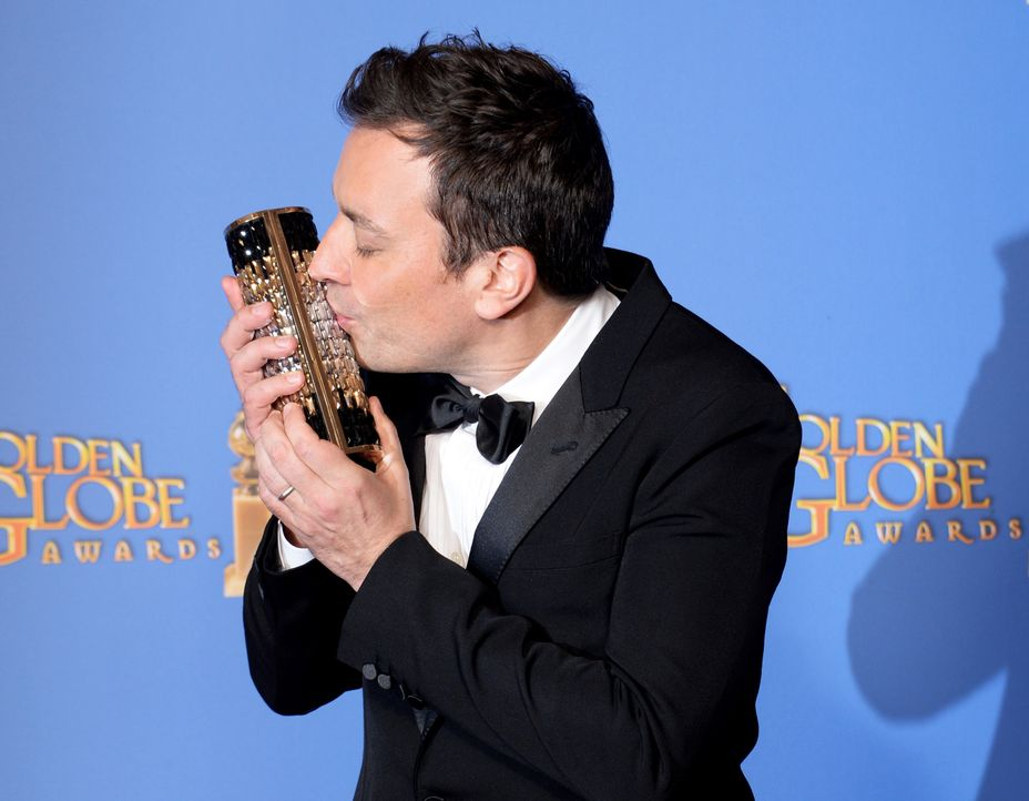 Golden-Globe-Jimmy-Fallon-14-01-12-AFP - Bildquelle: AFP