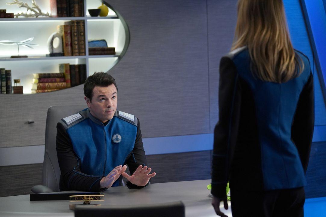 Capt. Ed Mercer (Seth MacFarlane) - Bildquelle: Michael Becker 2019 Twentieth Century Fox Film Corporation.  All rights reserved.