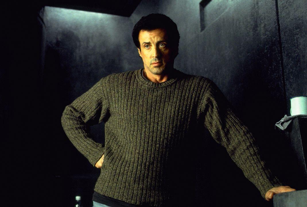 Wird von schrecklichen Schuldgefühlen geplagt: Jake Malloy (Sylvester Stallone) - Bildquelle: Universal Pictures