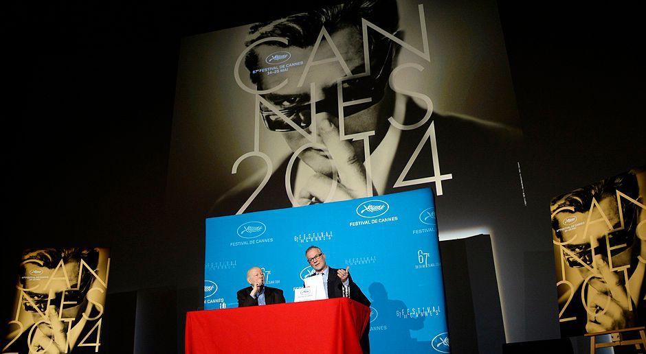 Cannes-Filmfestival-Thierry-Fremaux-Gilles-Jacob-14-04-17-AFP - Bildquelle: AFP