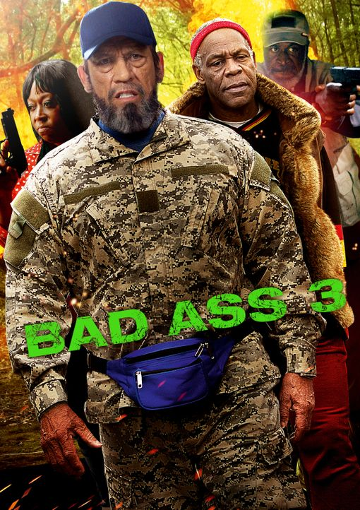 BAD ASSES ON THE BAYOU - Artwork - Bildquelle: 2014 Lazer Nitrate, LLC.  All rights reserved.