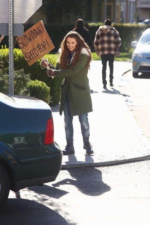 Eve (Kaitlyn Dever) setzt sich für ihre Ansichten ein, egal, welche Auswirkungen das hat ... - Bildquelle: 2014 Twentieth Century Fox Film Corporation. All rights reserved.
