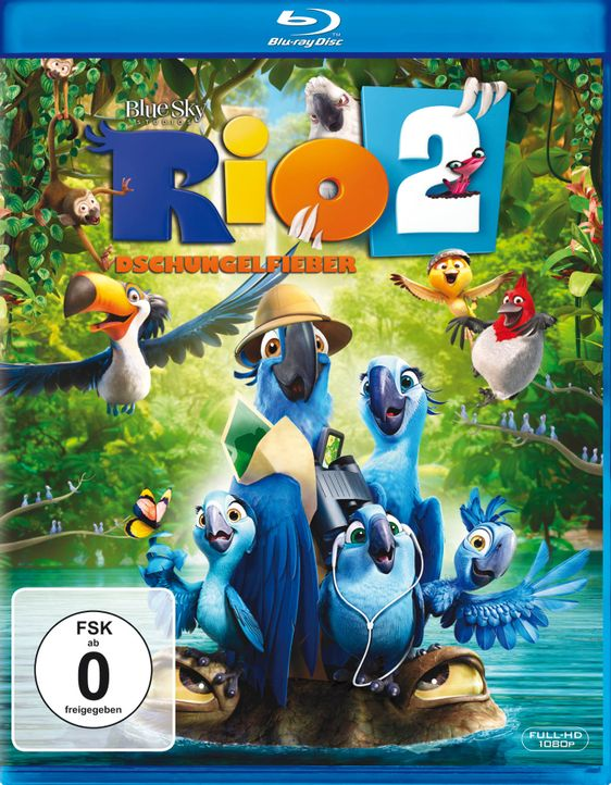 Rio2-2015Twentieth-Century-Fox-Home-Entertainment - Bildquelle: 2015 Twentieth Century Fox Home Entertainment