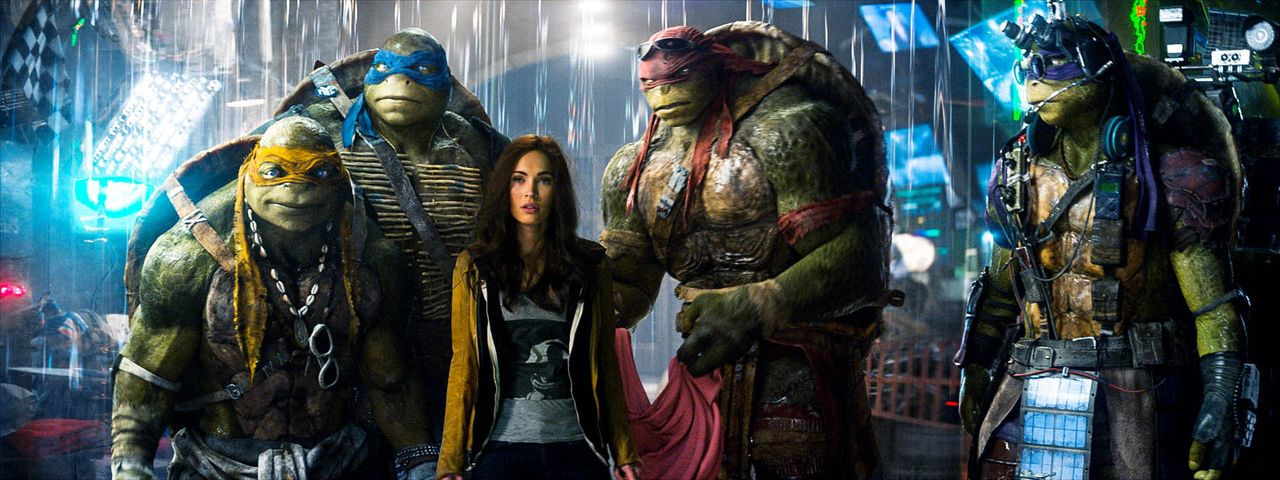 teenage-mutant-ninja-turtles-42-Paramount-Pictures - Bildquelle: Paramount Pictures
