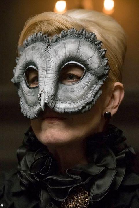 Plant Gotham zu zerstören: Kathryn (Leslie Hendrix) ... - Bildquelle: Warner Brothers