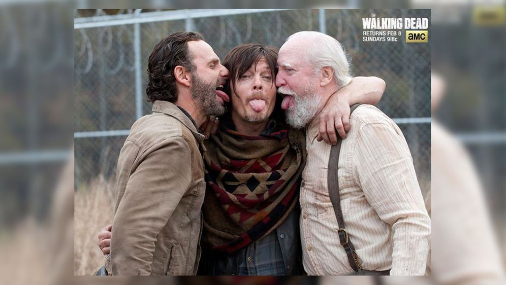 The Walking Dead Schauspieler Staffel 5