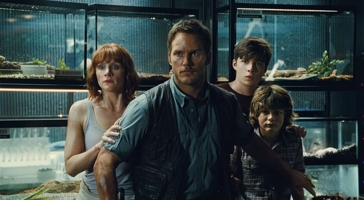 Jurassic-World-3D-28-Universal-Pictures-and-Amblin-Entertainment - Bildquelle: Universal Pictures and Amblin Entertainment