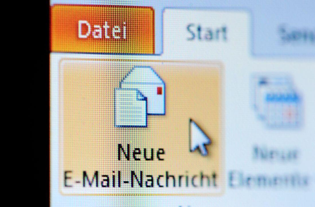 MailHack - Bildquelle: dpa