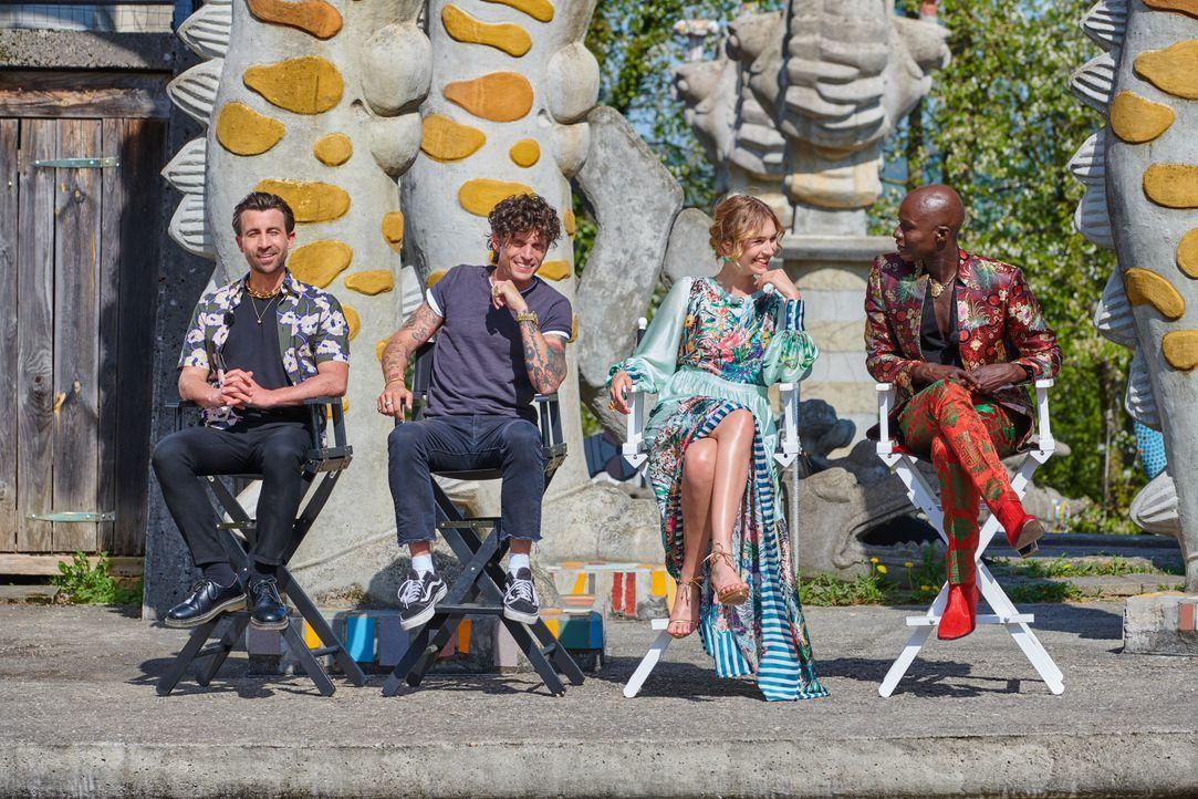 Jury_P7_SNTM1_0299 - Bildquelle: ProSieben Schweiz