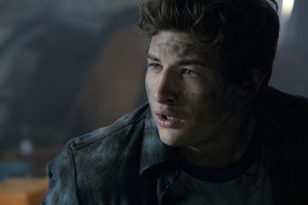 Wade (Tye Sheridan) - Bildquelle: 2018 Warner Bros. Entertainment Inc., Village Roadshow Films North America Inc., RatPac-Dune Entertainment LLC. and Village Roadshow Films (BVI) Lim