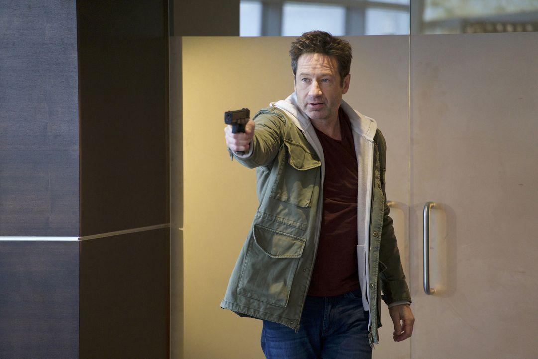Nicht nur für Mulder (David Duchovny) entwickeln sich die Dinge anders, als gehofft ... - Bildquelle: Shane Harvey 2018 Fox and its related entities.  All rights reserved.