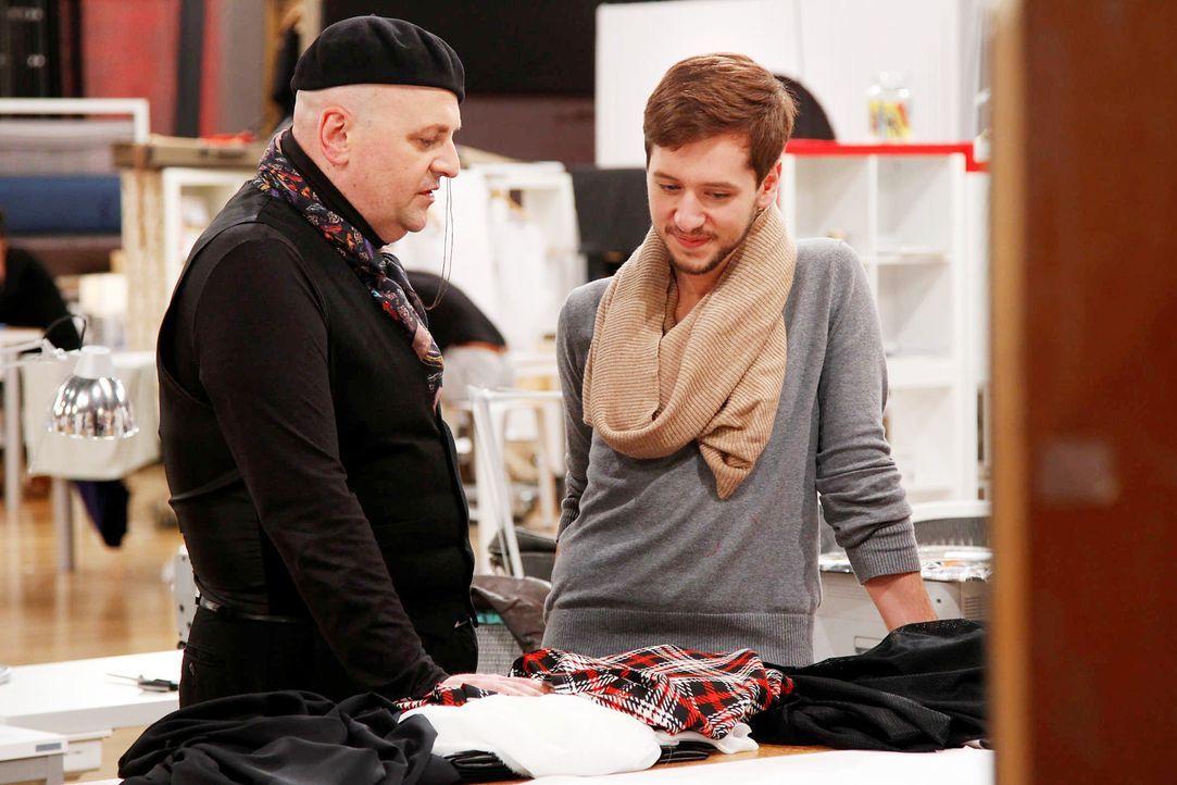 Fashion-Hero-Epi05-Atelier-29-ProSieben-Richard-Huebner - Bildquelle: Richard Huebner