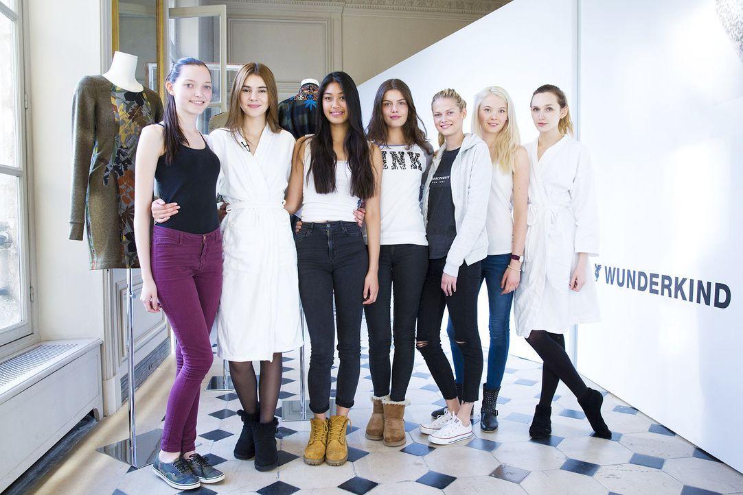 GNTM-Stf10-Epi14-Fashion-Week-Paris-051-ProSieben-Richard-Huebner - Bildquelle: ProSieben/Richard Huebner