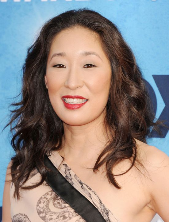 Grey's Anatomy - Darsteller: Cristina (Sandra Oh) 1527 x 2000 - Bildquelle: getty - AFP