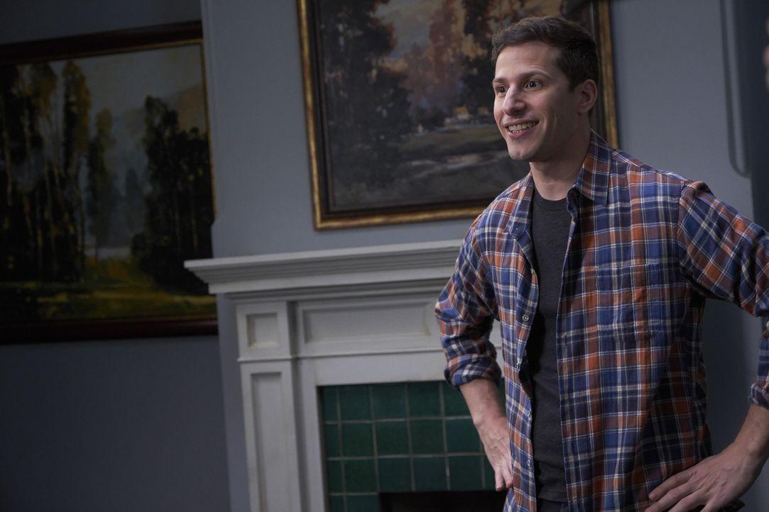 Jake Peralta (Andy Samberg) - Bildquelle: John P. Fleenor 2018 UNIVERSAL TELEVISON LLC. All rights reserved. / John P. Fleenor
