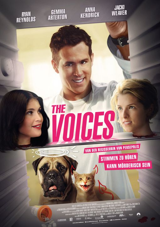 The-Voices-01-2015Ascot-Elite-Filmverleih