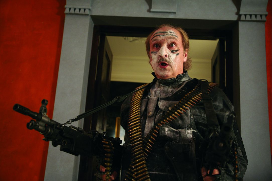 Was würde die Marseiller Polizei ohne Commissaire Gibert (Bernard Farcy) wohl machen? - Bildquelle: Europa Corp