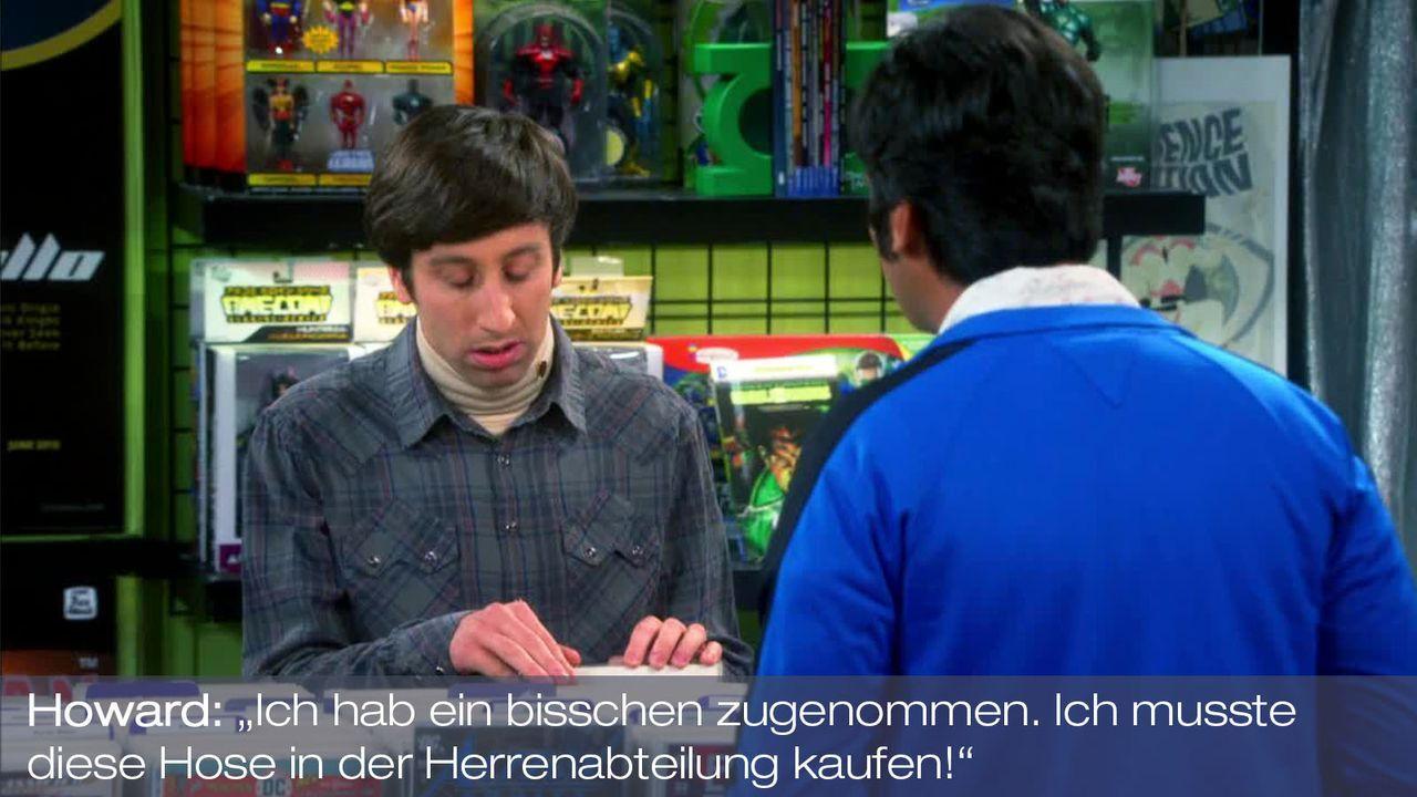 Staffel 7 Folge 2 - Zitat 2 - Bildquelle: Warner Bros. Television