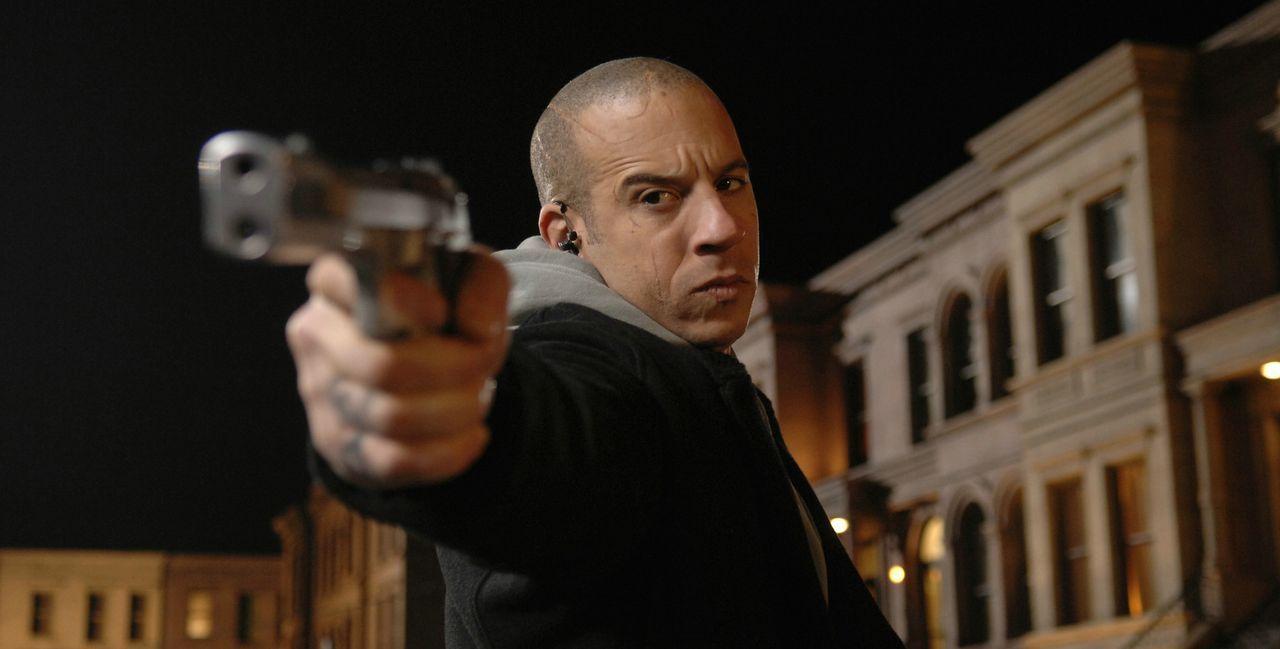 Was nach einem einfachen Job klingt, entpuppt sich als lebensgefährlicher Höllenritt: Söldner Toorop (Vin Diesel) ... - Bildquelle: 2008 BABYLON A.D SAS / BABYLON FILMS LIMITED / STUDIOCANAL / M6 FILMS