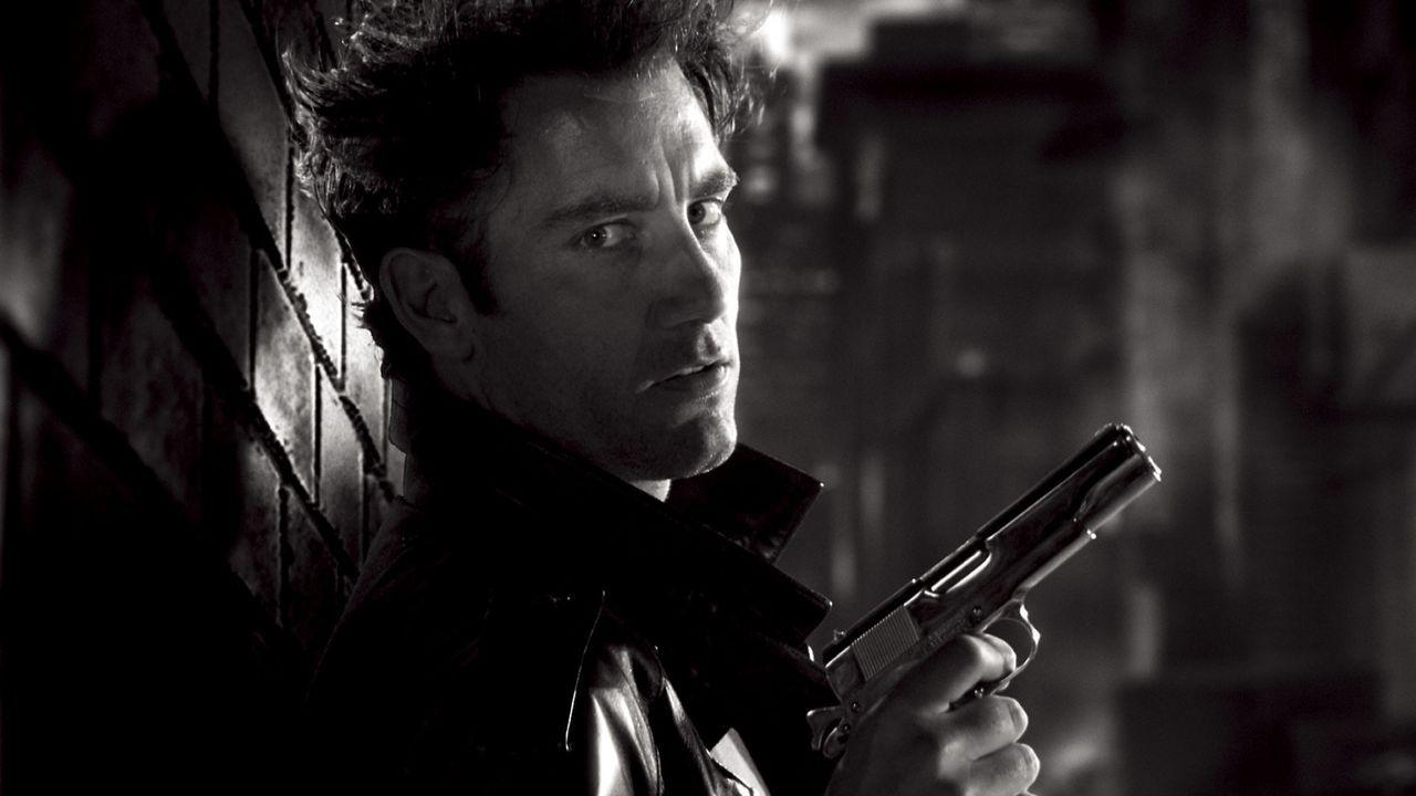 Der ehemalige Fotojournalist Dwight (Clive Owen) ist der einzige Mann, dem die Mädchen in der Old Town von Sin City wirklich vertrauen können. Als... - Bildquelle: Dimension Films