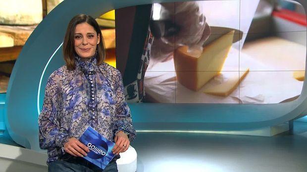 Galileo - Galileo - Samstag: Russischer Parmesan-pionier