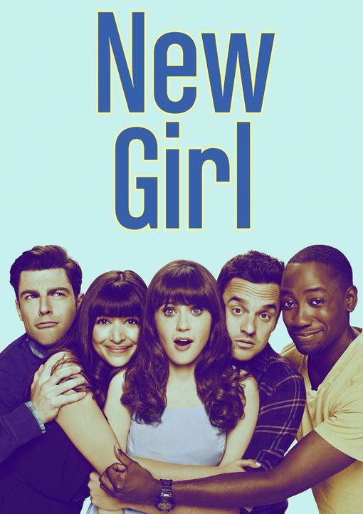 (6. Staffel) - New Girl - Artwork - Bildquelle: 2017 Fox and its related entities.  All rights reserved.
