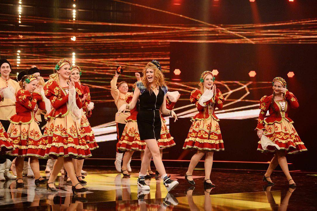 Got-To-Dance-Kosakengruppe-04-SAT1-ProSieben-Willi-Weber - Bildquelle: SAT.1/ProSieben/Willi Weber