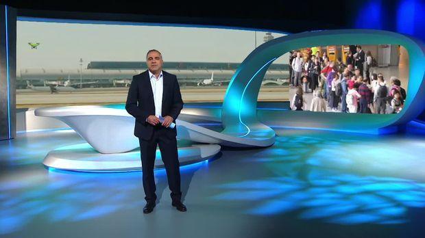 Galileo - Galileo - Dienstag: Wie Lassen Sich Drohnen Abwehren?