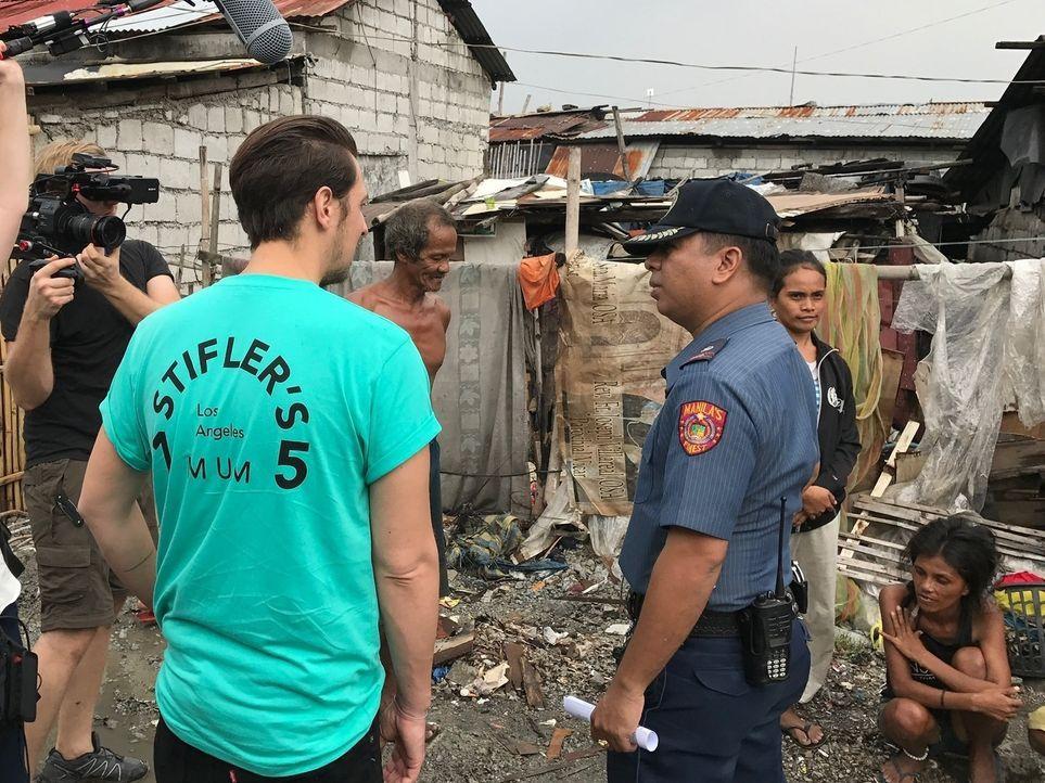 """8.000 Tote forderte der """"War on Drugs"""" auf den Philippinen bereits. Die Opfer sind meist Dealer und Süchtige aus der armen Bevölkerungsschicht. Thil... - Bildquelle: ProSieben"""