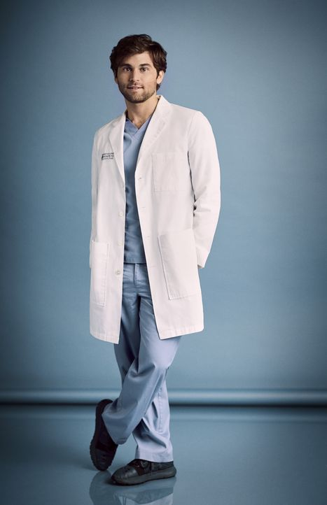 (17. Staffel) - Dr. Levi Schmitt (Jake Borelli) - Bildquelle: Mike Rosenthal 2020 American Broadcasting Companies, Inc. All rights reserved. / Mike Rosenthal