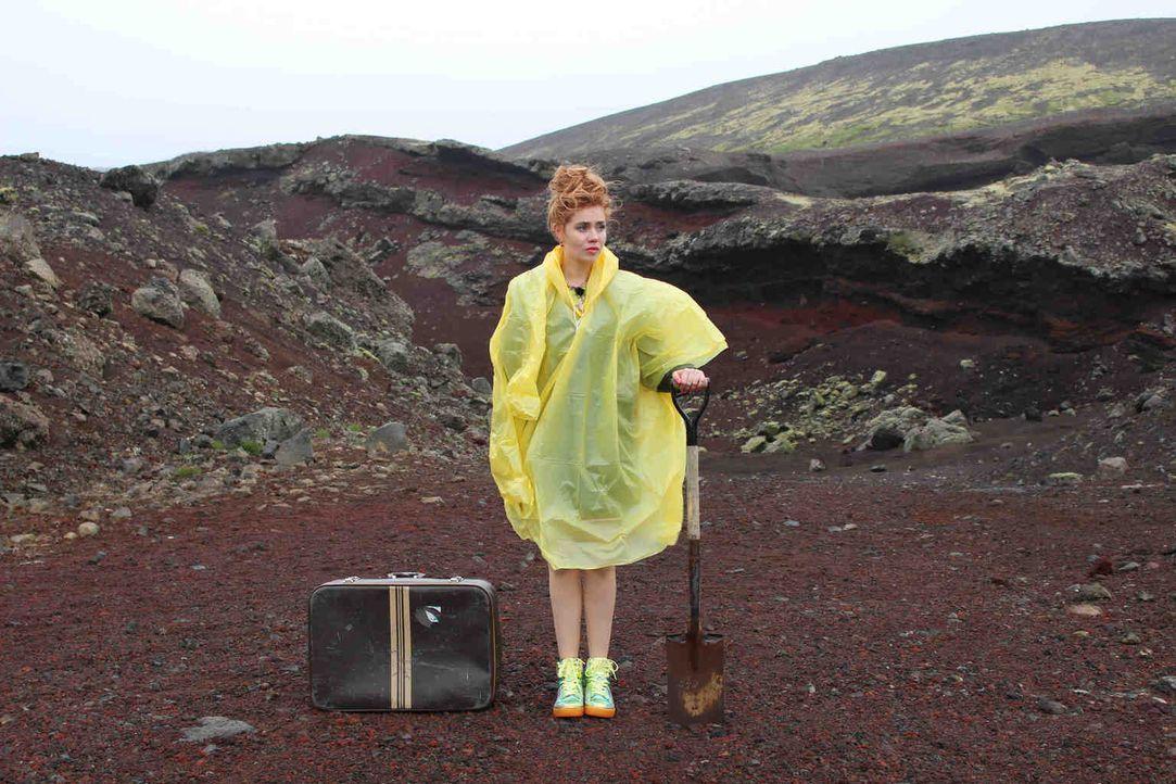 In ihrer neuen Show traut sich die Moderatorin Palina Rojinski aus ihrer digitalen Komfortzone in ein Offline-Leben. Doch ob sie auch in der isländi... - Bildquelle: ProSieben
