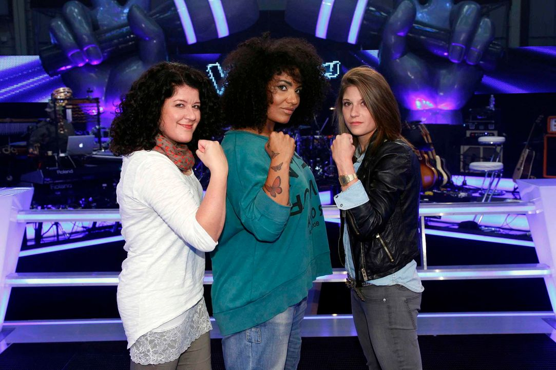 battle-mayamo-vs-tiffany-vs-madeleine-03-the-voice-of-germany-huebnerjpg 2448 x 1632 - Bildquelle: SAT.1/ProSieben/Richard Hübner