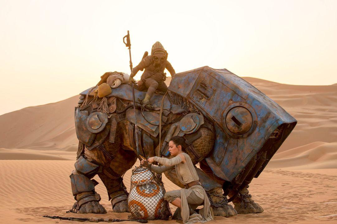 Star-Wars-Das-Erwachen-der-Macht-22-Lucasfilm - Bildquelle: Lucasfilm 2015
