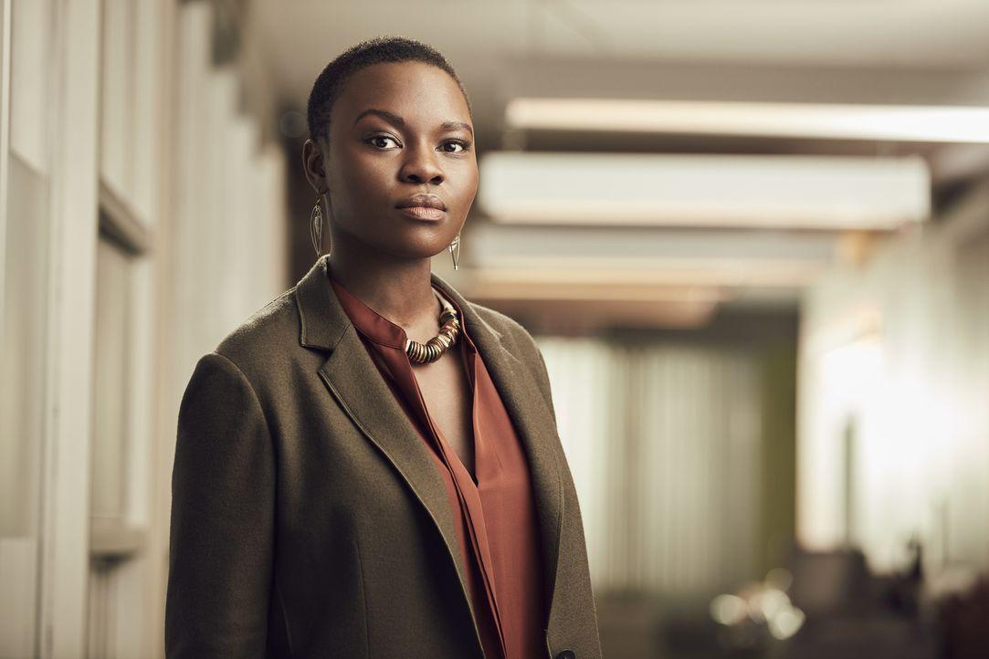 (1. Staffel) - Dr. Mina Okafor (Shaunette Renee Wilson) ist ein aufgehender Stern am Chirurgenhimmel und hat damit nicht nur Freunde im Chastain Par... - Bildquelle: 2018 Fox and its related entities.  All rights reserved.