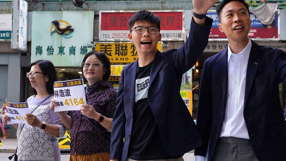 - Bildquelle: Vincent Yu/AP/dpa