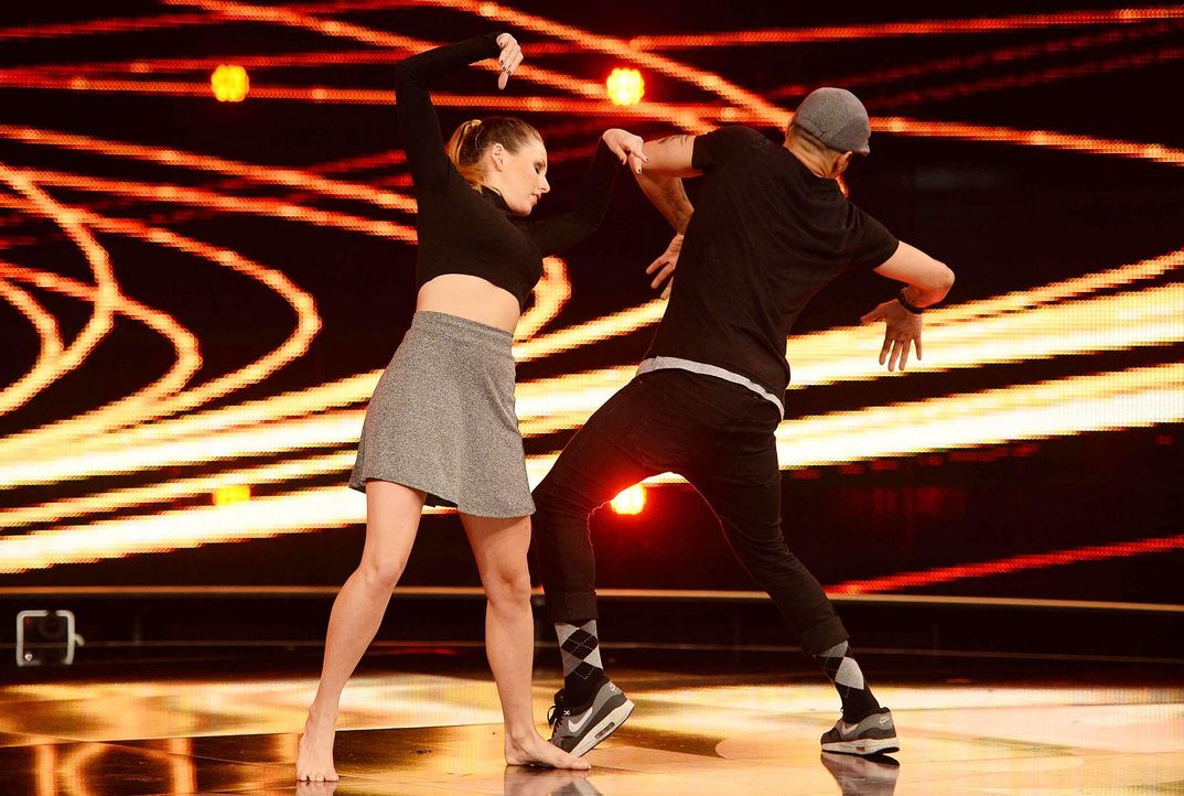 Got-To-Dance-Fiona-Lawrence-02-SAT1-ProSieben-Willi-Weber - Bildquelle: SAT.1/ProSieben/Willi Weber