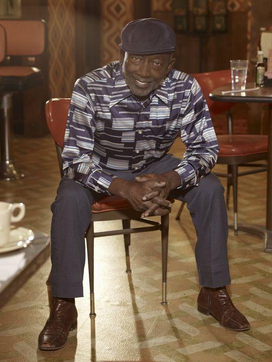 (5. Staffel) - Was wäre das Diner bloß ohne Earl (Garrett Morris)? - Bildquelle: Warner Bros. Television