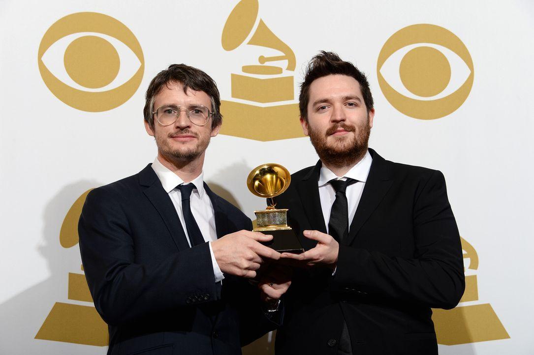 Grammy-Awards-Simon-Earith-James-Musgrave-14-01-26-AFP - Bildquelle: AFP