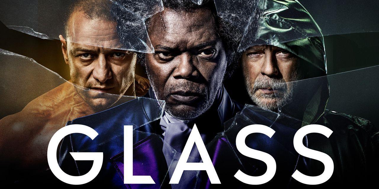 Glass - Artwork - Bildquelle: 2019 Universal Studios. All Rights Reserved.