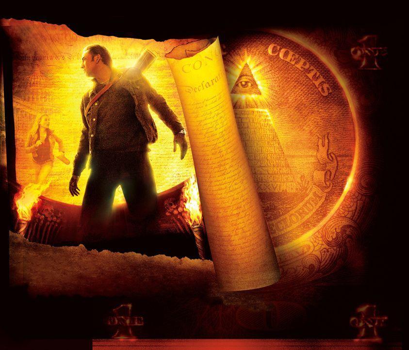 Das Vermächtnis der Tempelritter - Artwok - Bildquelle: Buena Vista International.  All Rights Reserved