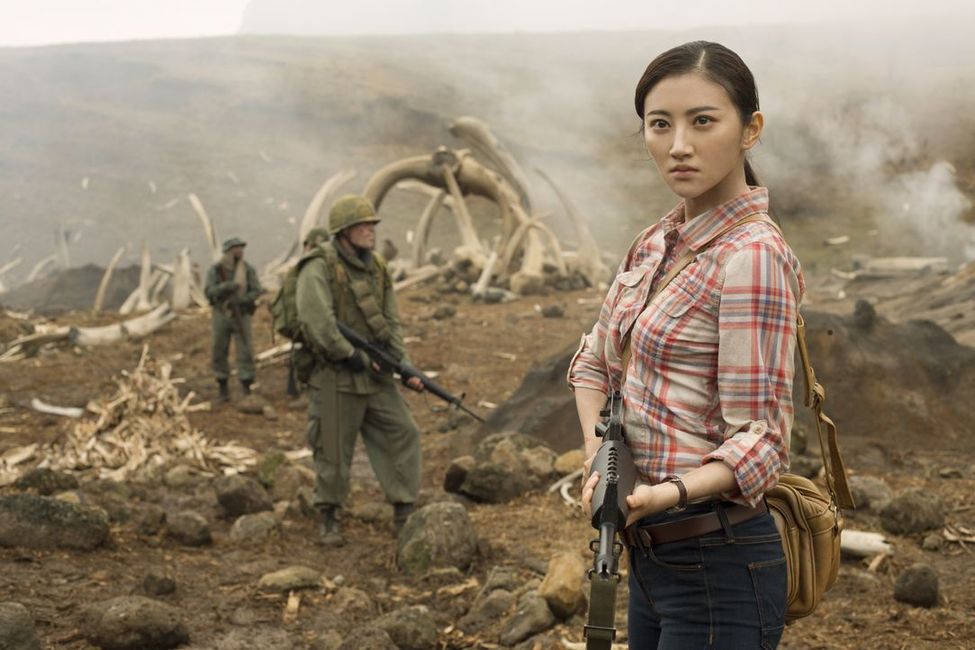 San (Tian Jing, r.) - Bildquelle: Warner Bros.