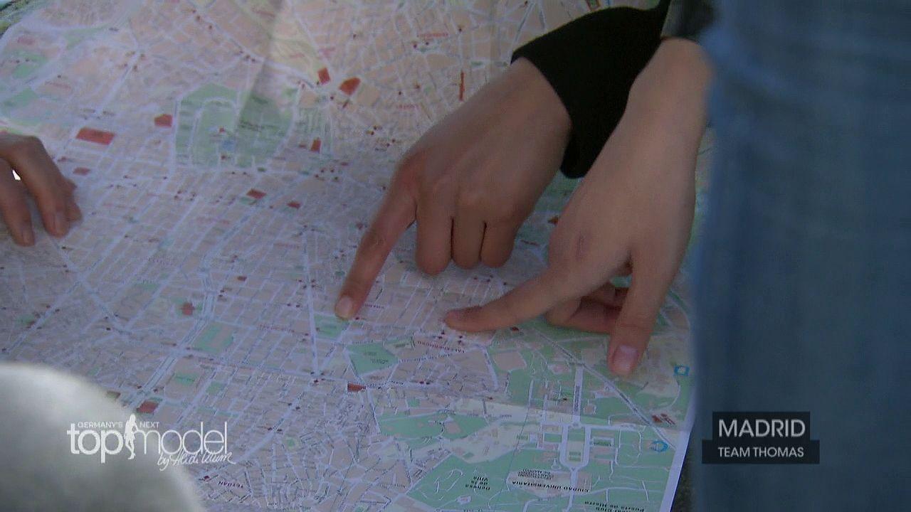 GNTM-11-Sendung3_013 - Bildquelle: ProSieben