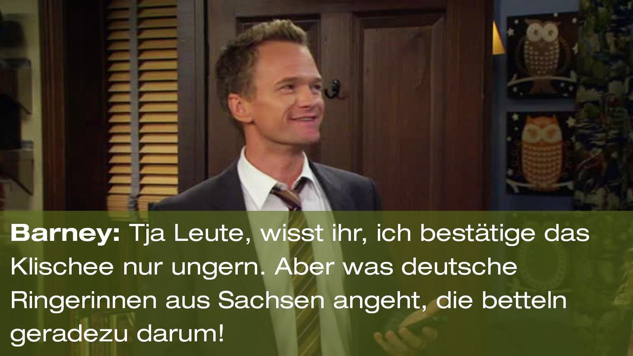 how-i-met-your-mother-zitat-quote-staffel-8-episode-1-farhampton-barney-betteln-foxpng 1600 x 900 - Bildquelle: 20th Century Fox