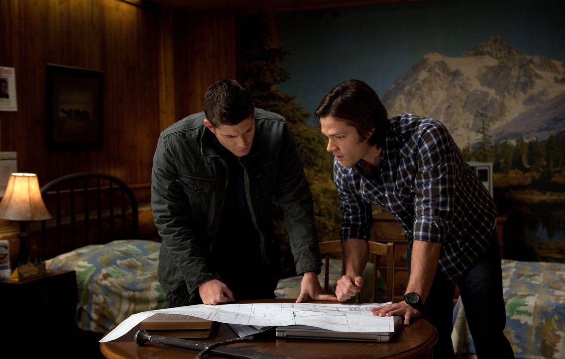 Nachdem Sam (Jared Padalecki, r.) seine Seele vom Tod aufgezwungen bekommen hat, wünscht sich Dean (Jensen Ackles, l.) endlich das Ziel seiner Trä... - Bildquelle: Warner Bros. Television