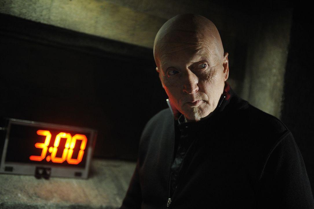 Der Jigsaw (Tobin Bell) ist tot, aber sein mörderisches Spiel ist noch lange nicht vorbei ... - Bildquelle: 2007 Lionsgate, Twisted Pictures