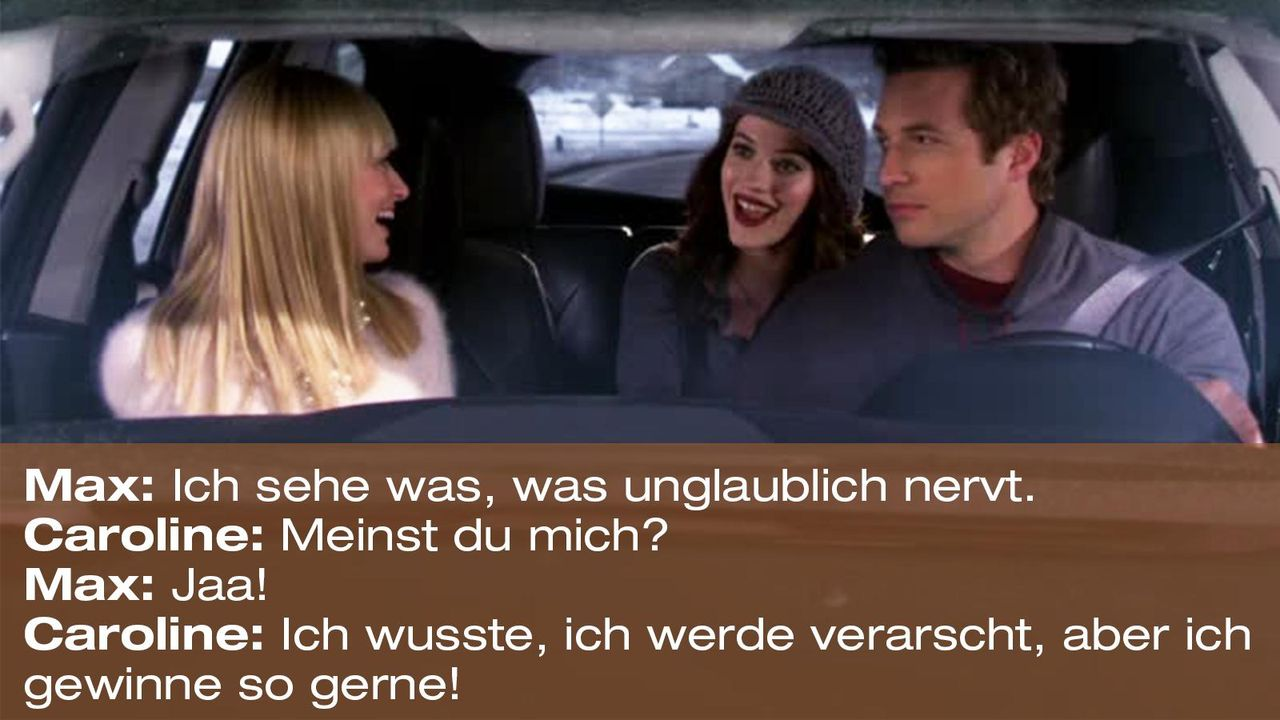 2-broke-girls-zitat-quote-staffel2-episode13-wochenende-max-nervt-warnerpng 1600 x 900 - Bildquelle: Warner Bros. Television