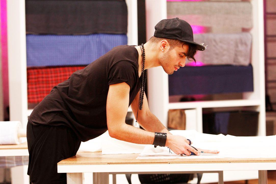 Fashion-Hero-Epi01-Atelier-02-ProSieben-Richard-Huebner - Bildquelle: ProSieben / Richard Huebner