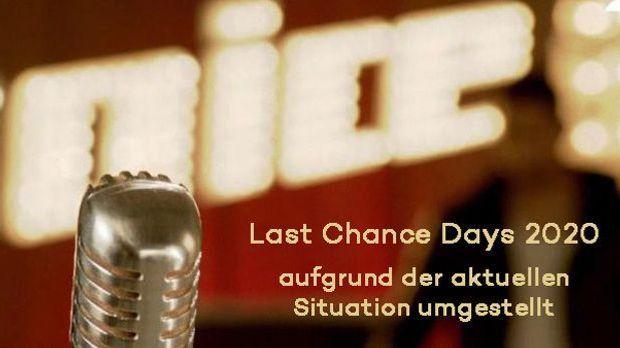 Last Chance Days aufgrund von Corona umgestellt